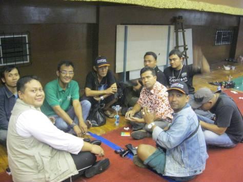 Pertemuan Kedua dengan Tim Precious Indonesia - Berdiskusi Mengenai Indonesian Fire Opal di Ciracas