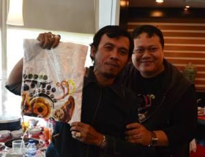 Precious Indonesia - Bangga Batuan Lokal dengan Abadi Galatius di Tamini