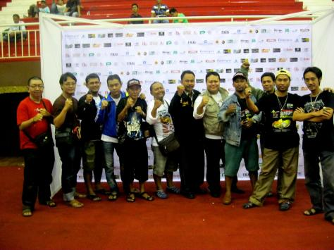 Pertemuan Kedua Precious Indonesia di Pameran Gems di Ciracas 2014
