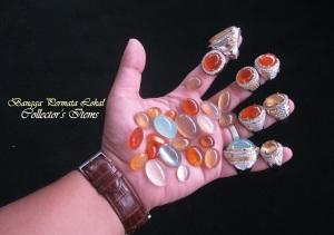 Collector Elit Batuan Nusantara dan Manca Negara