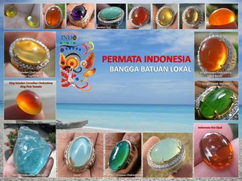 Precious Indonesia - Bangga Batuan Lokal _ Permata Negeriku Permata Hatiku