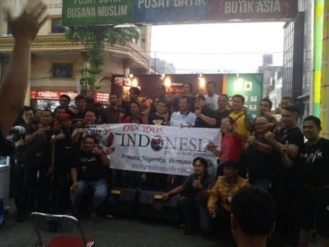 Deklarasi Perwakilan Precious Indonesia di 10 Propinsi dan 20 Kabupaten