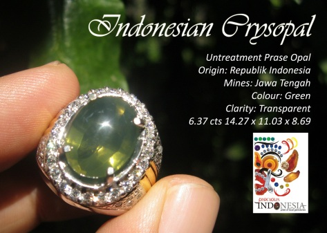 Indonesian Crysopal