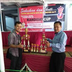 Ari Kandidat dari Pacitan, Jawa Timur